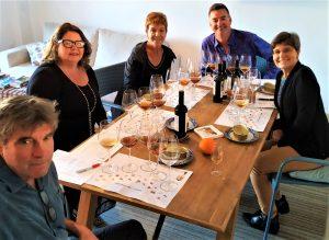 Cata privada vinos andaluces y vinos de jerez en Cádiz