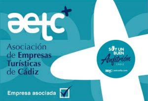 Logo aetc for website Explore la Tierra Vejer de la Frontera