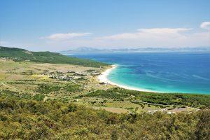 mirador rutas senderismo parque natural del Estrecho Tarifa Cadiz Baelo Claudia hiking tours Cadiz